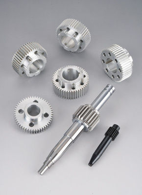 CNC Machined Components Ra 0.4 Um Surface Roughness For industrial plastic parts