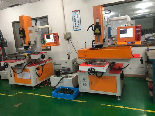 Fast Speed EDM Hole Drilling Machine For Manufacturing Plant High Efficiency