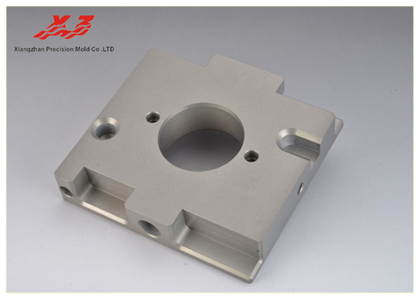 Automotive Electronic Components Metal Precision Mold Parts 80 - 90 HRC / Injection