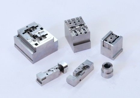 China Precision Small Punch Components For Plastic Injection Mold , Stamped Steel Parts/stamping steel parts factory