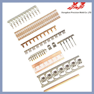 China Automotive Metal Stamping Parts Precision Connector Terminal Mould factory
