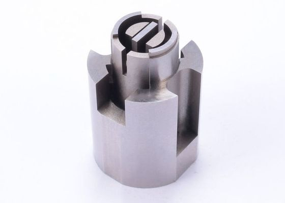 China Round Shape Precision Auto Parts Stainless Steel Lathe Processing distributor