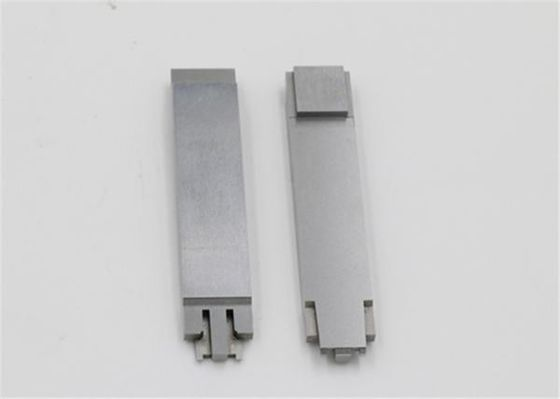 China Plastic Connector Mold Parts 58-60 HRC Hardness Heat Treatment For Electrical/standard mould parts distributor