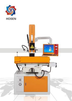 China Lunix System Hole Piper CNC Wire Cut EDM Drilling Machine X Y Z Axis Automatic distributor